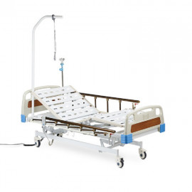 Кровать 4-х секционная электрическая Armed SAE-201 (с элеткроподъемом высоты)