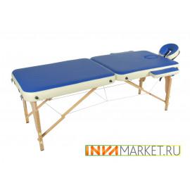 Массажный стол деревянный складной JF-AY01 MK