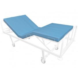 Матрац на медицинскую кровать штробированный 2000x900x100