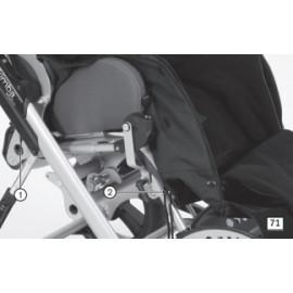 Мягкие защитные накладки для складного механизма Кимбы HR32000240-350