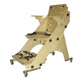 """Опора для сидения детская ОС-005, """"Я Могу!"""" Базовая комплектация (реабилитационное кресло для детей с ДЦП)"""