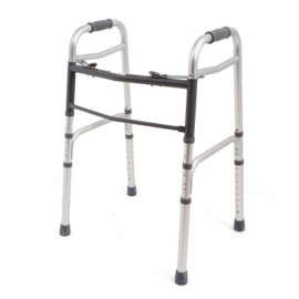 Опоры-ходунки складные для пожилых и инвалидов 10184 (с двойной фиксацией)