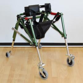 Опоры-ходунки ортопедические на 4-х колесах детские HMP-KA 2200 (для детей с ДЦП)