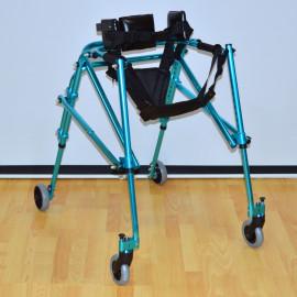 Опоры-ходунки ортопедические на 4-х колесах детские HMP-KA 3200 (для детей с ДЦП)