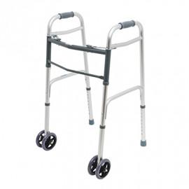 Опоры-ходунки повышенной грузоподъемности на колесах Quick XXL (для полных людей, 225 кг)