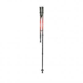 Палки телескопические для скандинавской ходьбы STC 033